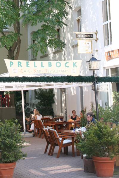 Cafe Leipzig Spielecke